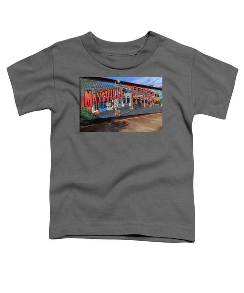 Maysville Mural Toddler T-Shirt