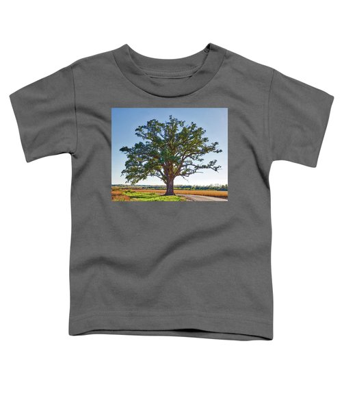 Mcbaine Bur Oak Toddler T-Shirt