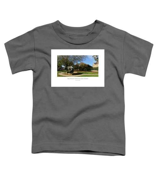 Mcindoe Statue Toddler T-Shirt