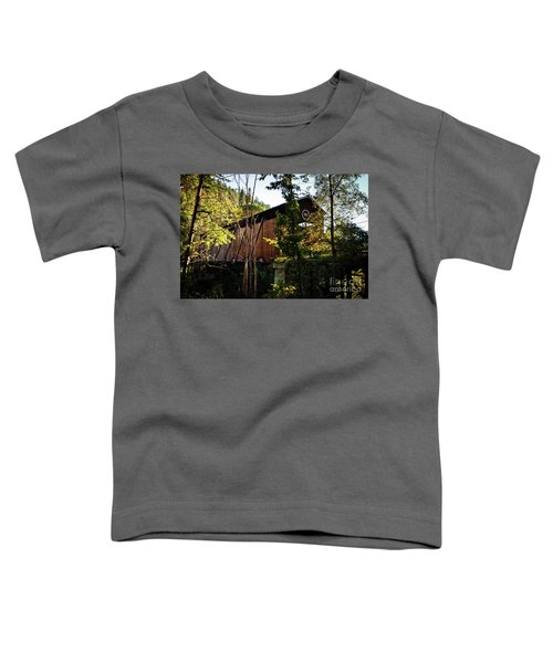Mckee Bridge Toddler T-Shirt