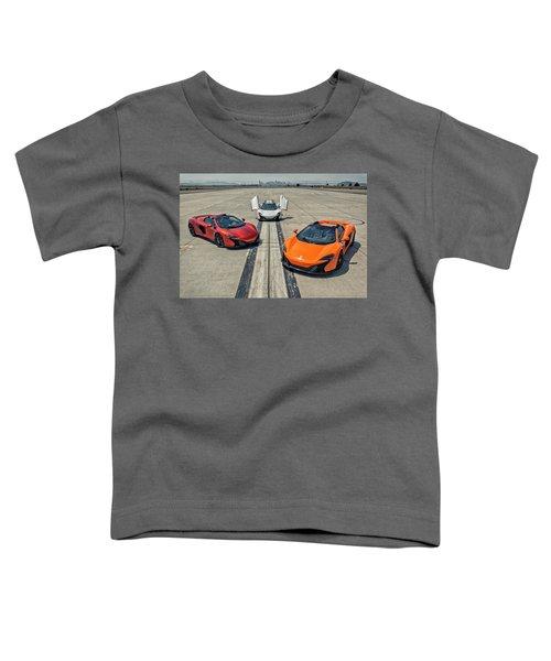 #mclaren #650s #party Toddler T-Shirt