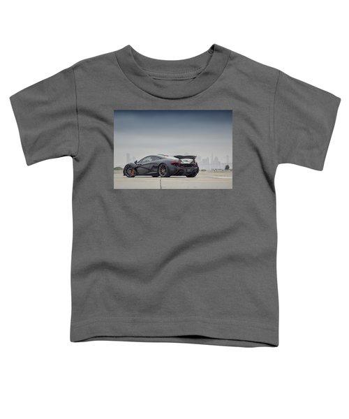 #mclaren Mso #p1 Toddler T-Shirt