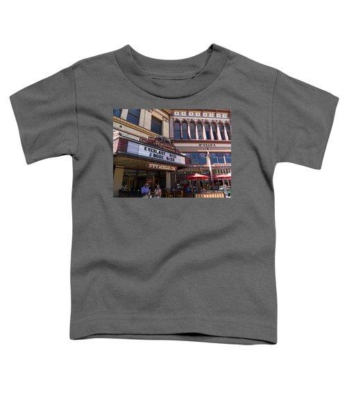 Mcnears Mystic Theatre And Music Hall In Petaluma California Usa Dsc3748 Toddler T-Shirt
