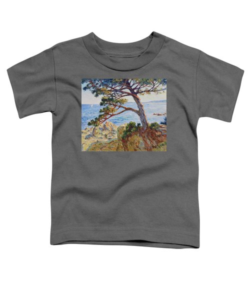 Mediterranean Sea Toddler T-Shirt