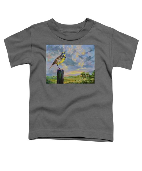 Melancholy Song Toddler T-Shirt