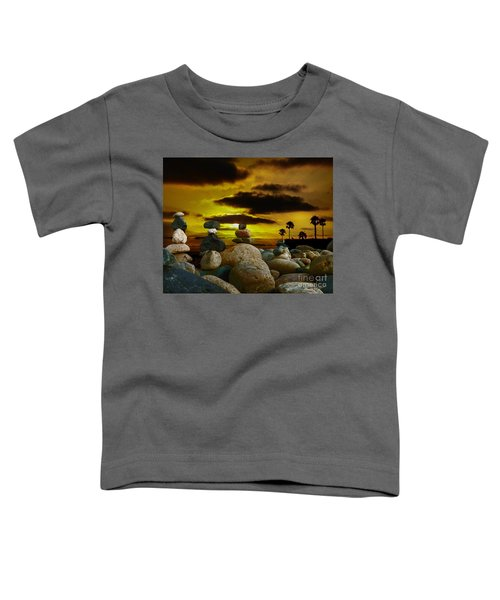 Memories In The Twilight Toddler T-Shirt