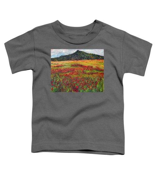 Memories Of Provence Toddler T-Shirt