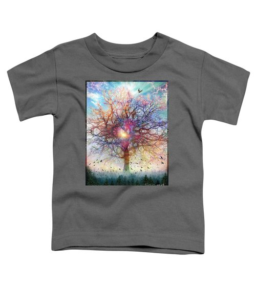 Memory Of A Tree Toddler T-Shirt