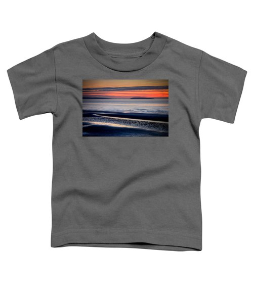 Menai Strait Toddler T-Shirt