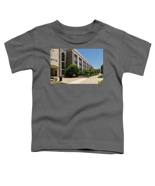Mendel Hall Toddler T-Shirt