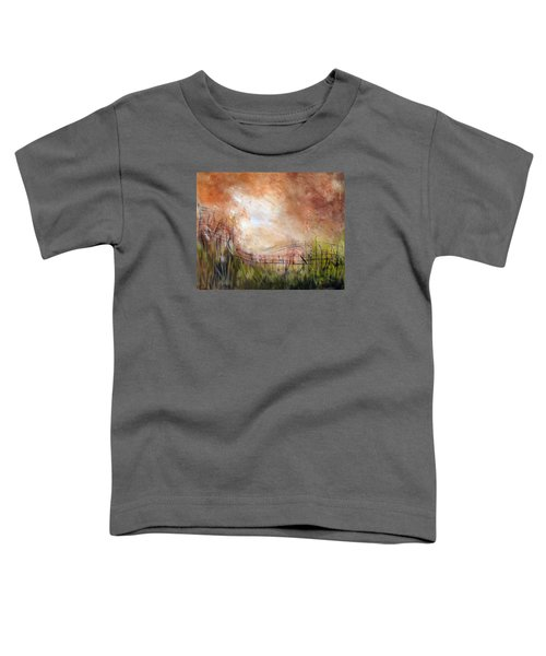 Mending Fences Toddler T-Shirt