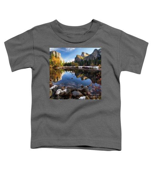 Merced Reflections Toddler T-Shirt