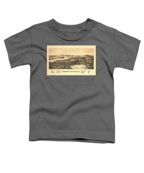 Meredith Village, N.h. Toddler T-Shirt