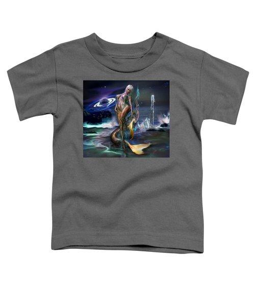 Mermaids Moon Light Toddler T-Shirt