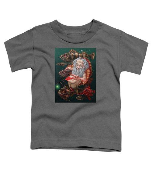 Merman Toddler T-Shirt