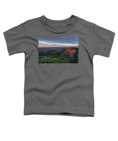 Mesa Verde Soft Light Toddler T-Shirt