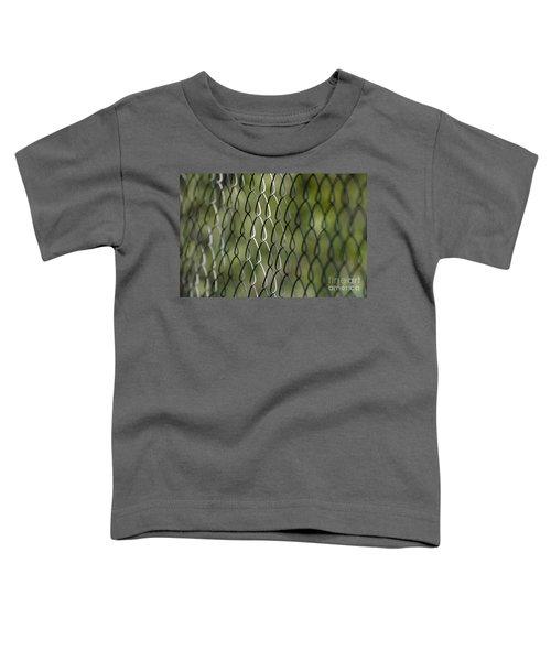 Metal Fence Toddler T-Shirt