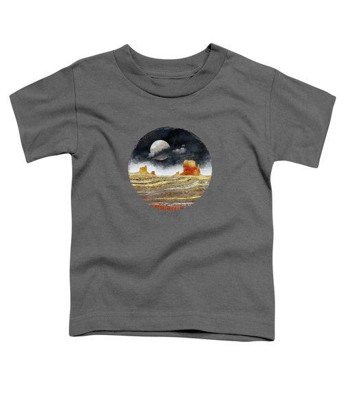 Metallic Desert Toddler T-Shirt