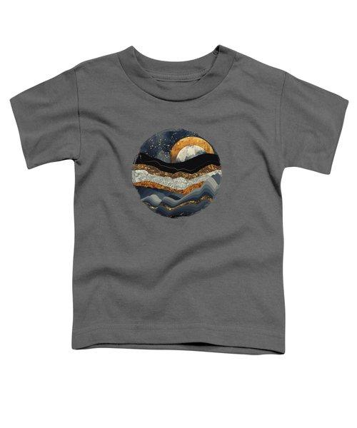 Metallic Mountains Toddler T-Shirt