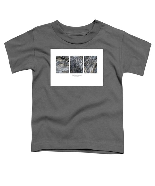 Metamorphic Toddler T-Shirt