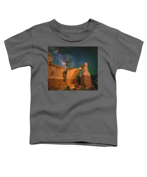 Metate Arch Toddler T-Shirt
