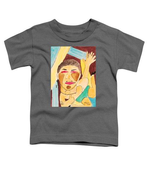 Metro Beauty Toddler T-Shirt