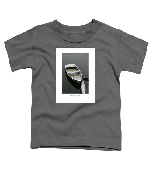 Mevagissy Boat Toddler T-Shirt
