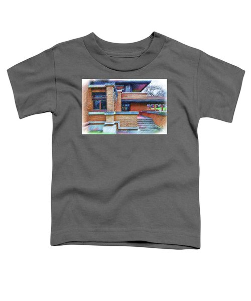 Meyer May House Sketched Toddler T-Shirt