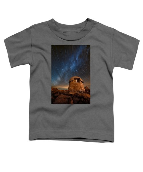 Meyer Womble Star Trails Toddler T-Shirt