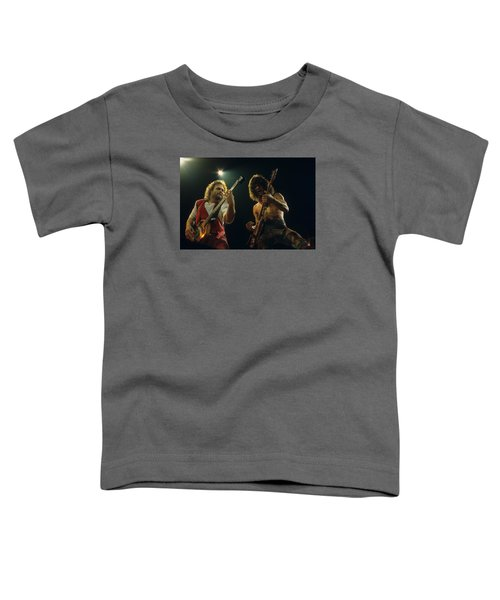 Michael And Eddie Toddler T-Shirt