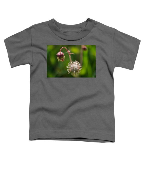 Microcosm Of Beauty Toddler T-Shirt