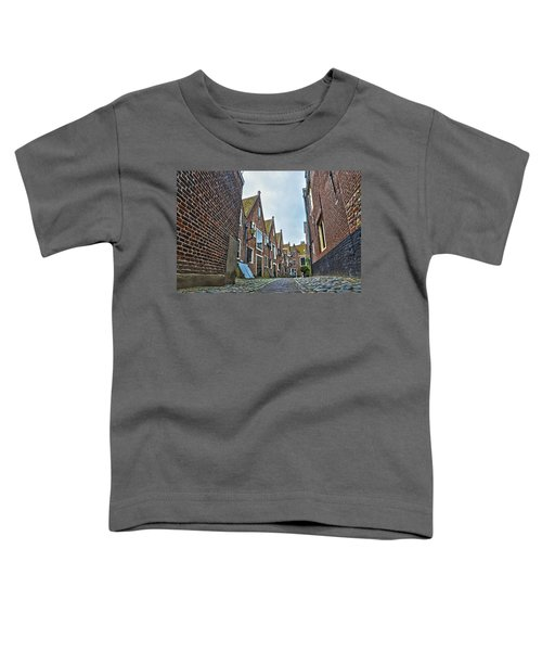 Middelburg Alley Toddler T-Shirt