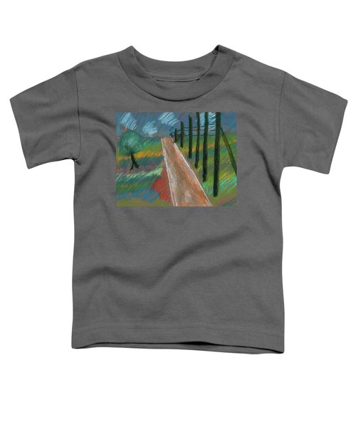 Middle Of Nowhere Toddler T-Shirt