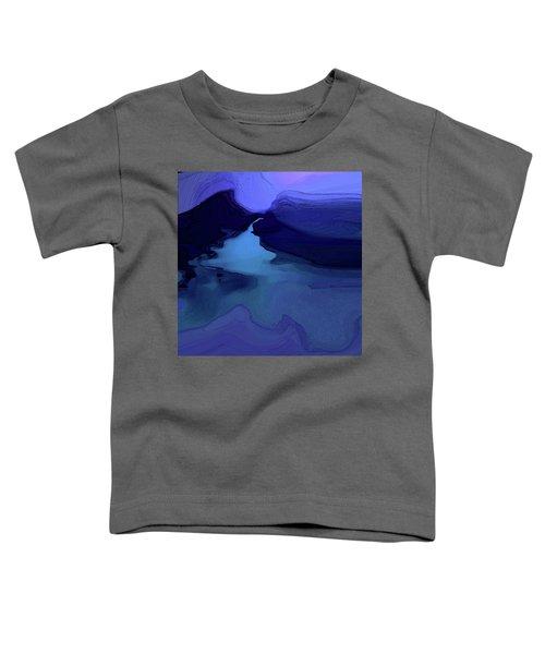 Midnight Blue Toddler T-Shirt