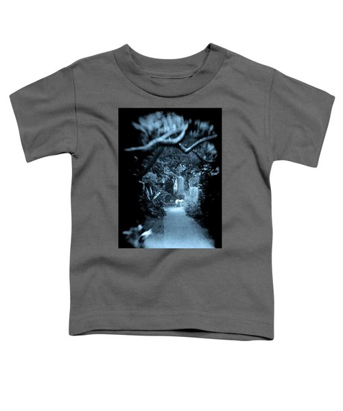 Midnight In The Garden O Toddler T-Shirt