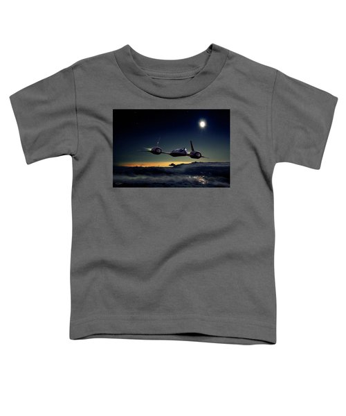 Midnight Rider Toddler T-Shirt