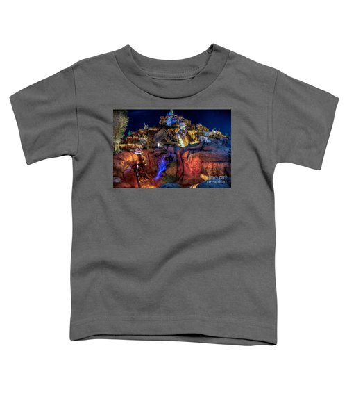 Midnight Splash Toddler T-Shirt