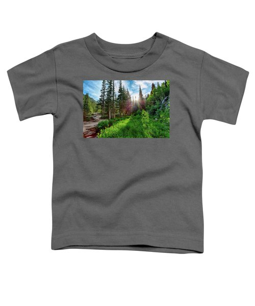 Toddler T-Shirt featuring the photograph Midsummer Dream by David Chandler