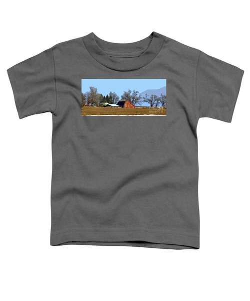Midwest Farm Toddler T-Shirt