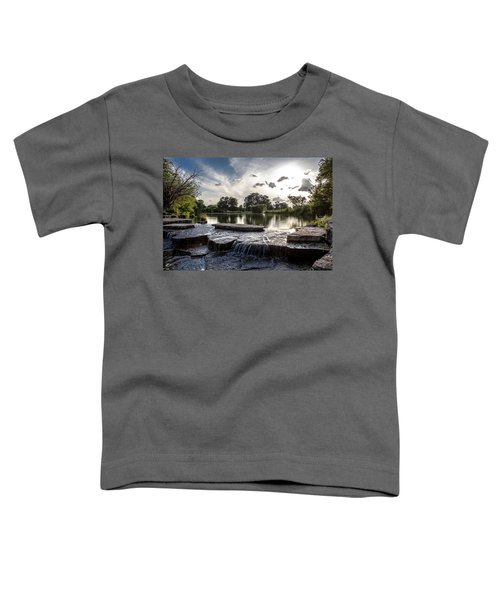 Midwest Sunset Toddler T-Shirt
