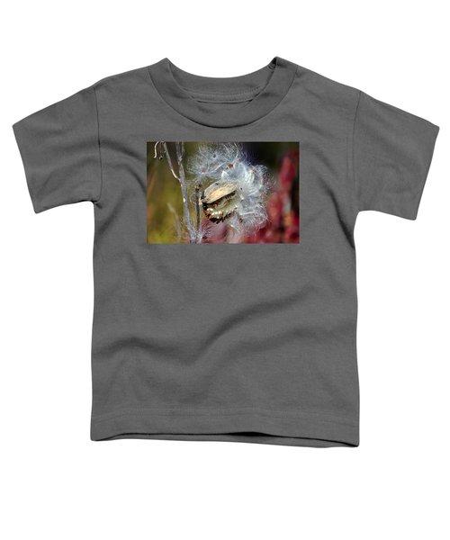 Milkweed Silk Toddler T-Shirt