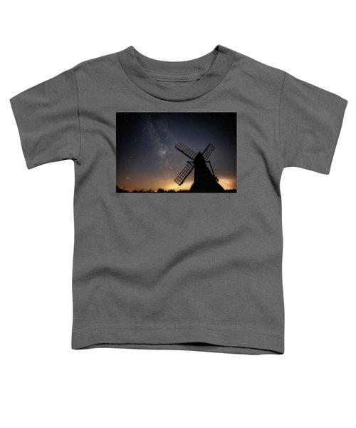 Milky Way At Wicken Toddler T-Shirt