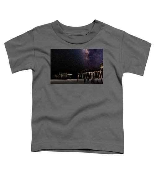 Milky Way Over Frisco Toddler T-Shirt