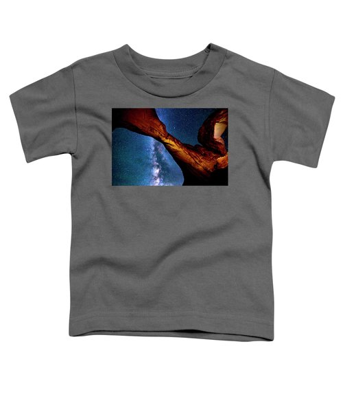 Milkyway At Arches Toddler T-Shirt