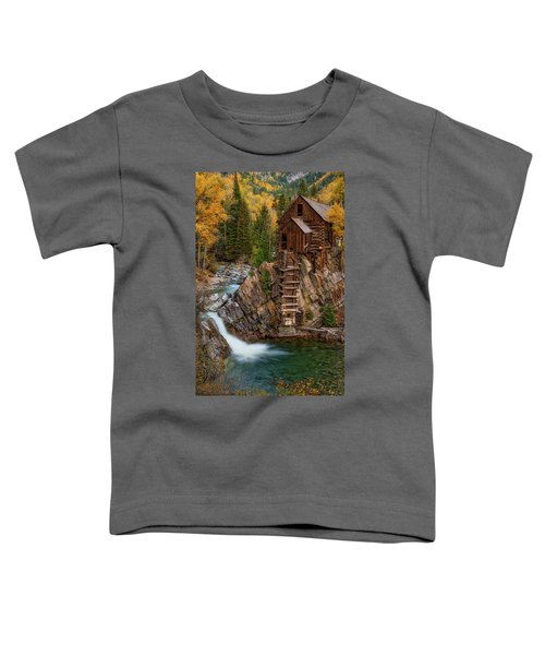 Mill In The Mountains Toddler T-Shirt