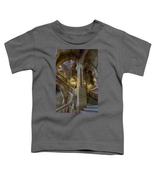 Million Dollar Staircase Toddler T-Shirt