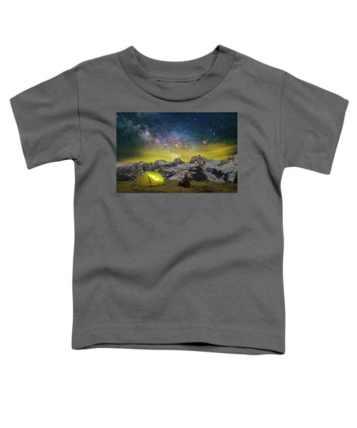 Million Star Hotel Toddler T-Shirt