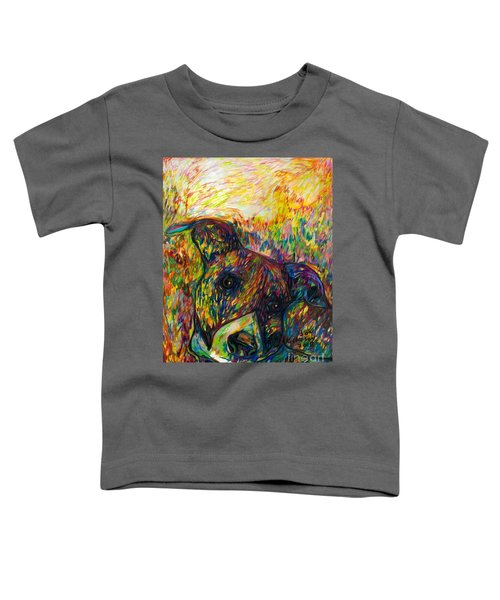 Milo Two Toddler T-Shirt