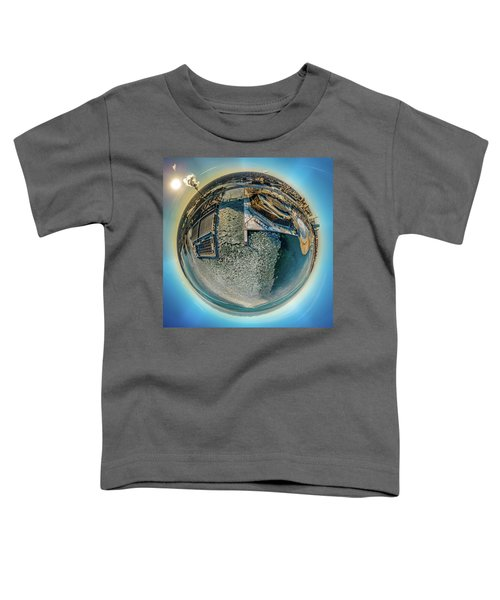 Milwaukee Pierhead Light Little Planet Toddler T-Shirt