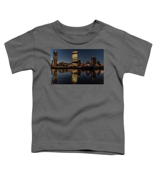 Milwaukee Reflections Toddler T-Shirt